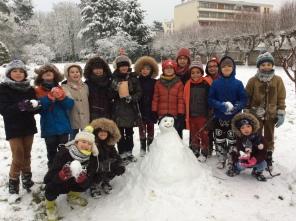 neige groupe